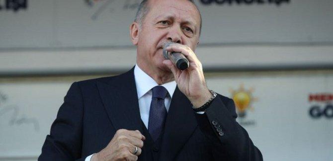 Erdoğan: Minbic'e gireceğiz