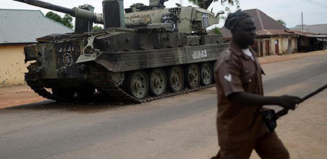 Boko Haram'a darbe: 40 ölü