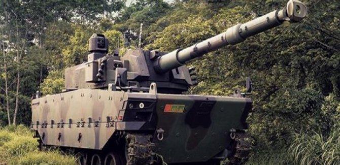 SIPRI: Türkiye silah ihracatını yüzde 170 artırdı
