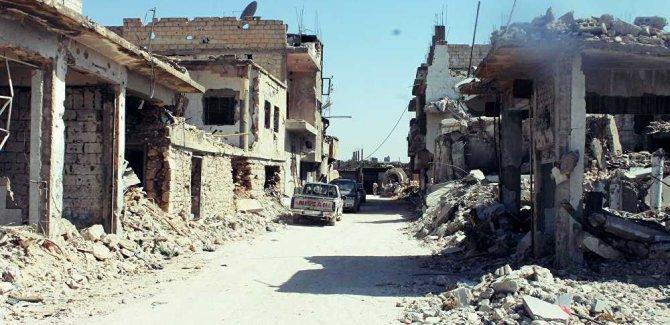 Koalisyon Saldırısında En Az 50 Sivil Öldü