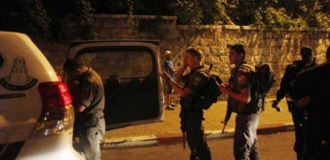 İşgal Rejimi Filistinliler'e Karşı Cinayetlerini Sürdürüyor