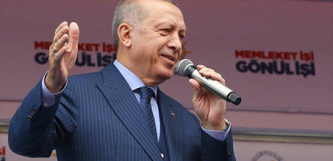 Erdoğan Hakkari'de