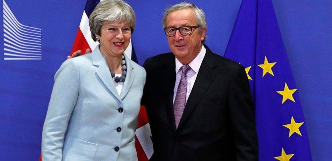 May: Brexit'te değişiklikler üzerinde AB'yle uzlaştık
