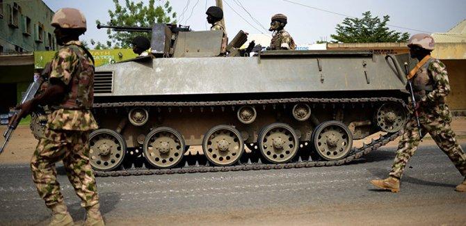 Nijerya'da operasyon: 55 çete üyesi öldürüldü, 760 rehine kurtarıldı