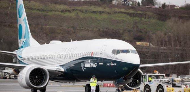 Türkiye hava sahasını Boeing 737 Max'e kapattı