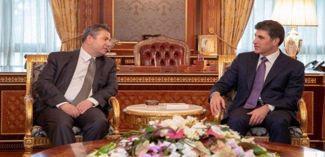 'Türkiye ve diğer komuşlarımızla iyi ilişkiler istiyoruz'