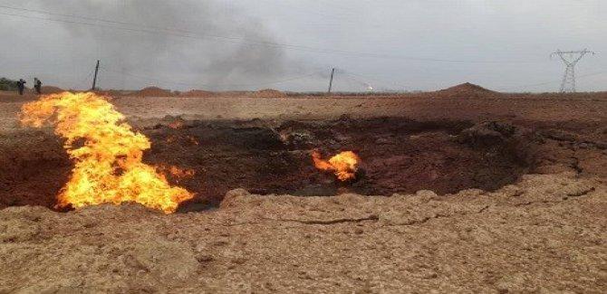 Li Îranê boriya gaza xwezayî teqiya: 5 kes mirin