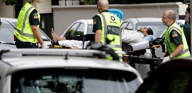 Yeni Zelanda'da 2 camiye terör saldırısı: 40 Şehid