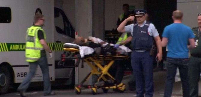 Erdoğan, Yeni Zelanda'daki terör saldırısını kınadı:İslam karşıtlığının yeni bir örneği