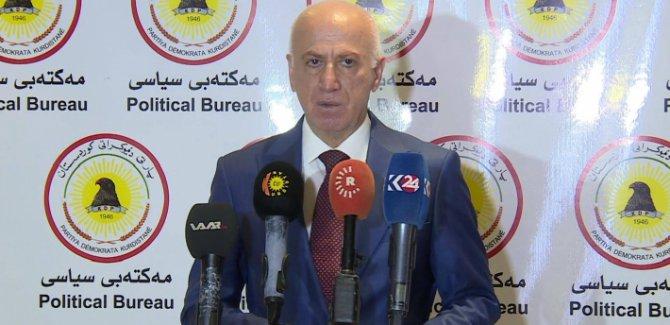PDK: Önce Kürdistan Başkanı seçilecek