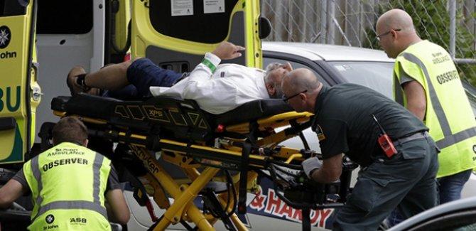 Rusya:Yeni Zelanda saldırısı Canavarca bir terör eylemi
