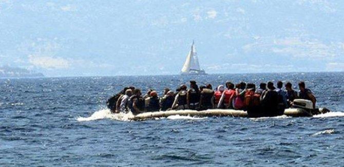 Göçmen botu patladı: 45 ölü