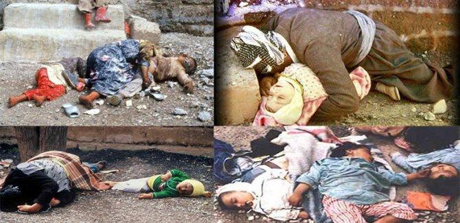 Halepçe katliamı 31'inci yılında anılıyor