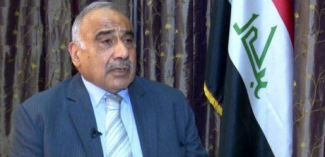 Irak Başbakanı Adil Abdulmehdi'den Halepçe mesajı