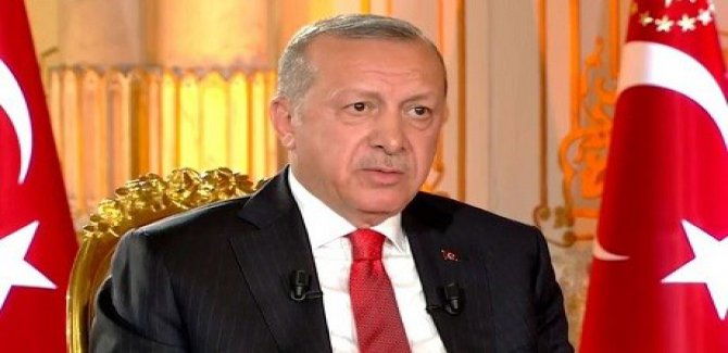 Erdoğan'dan Halepçe Açıklaması