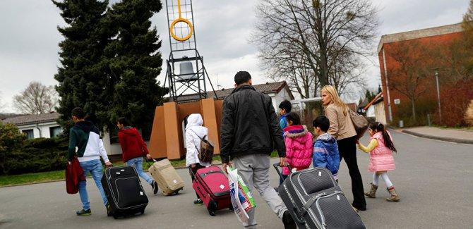 Almanya'da sığınmacılara karşı 2018'de 2 bin saldırı