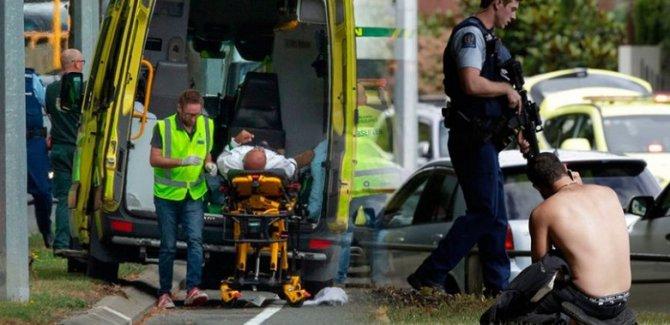 İran: Zelanda saldırsında bazı devletlerin izi var