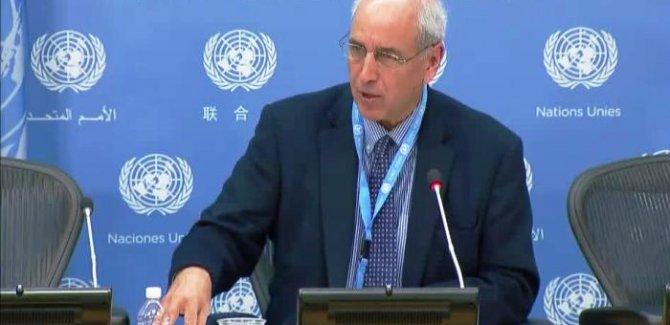 BM Özel Raportörü: İsrail, Filistinlilerin temiz suya erişmesini engelliyor