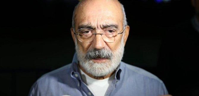 Ahmet Altan'a Cumhurbaşkanına hakaretten ceza