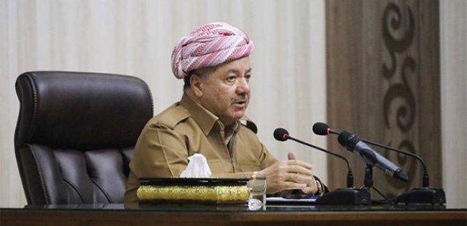 Barzani: Dayatmaları Kabul Etmiyoruz