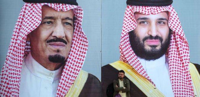 Guardian: Suudi Veliaht Prensi'nin yetkilerinin azaltıldığı söyleniyor