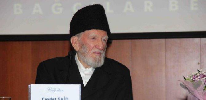 Cevdet Said: Barışçıl bir süreci başaramadık