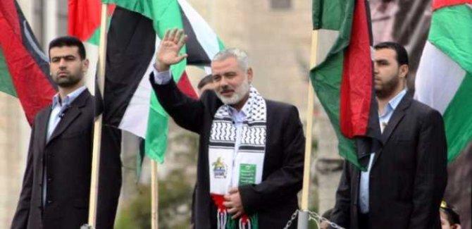 Filistinlilerin Yüzde 41'i, Hamas'ın Liderini Cumhurbaşkanı Olarak Görmek İstiyor