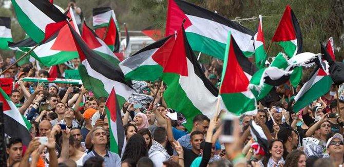Filistin Milyonluk Gösteri İçin Hazırlanıyor