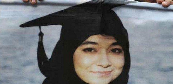 CIA'in kaçırdığı Pakistanlı nörolog Afiyet Sıddıki
