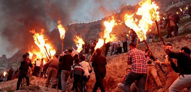 Kürdistan'da Newroz etkinlikleri durduruldu