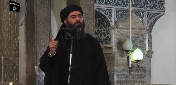 'Bağdadi Suriye'den kaçmaya çalışıyor'
