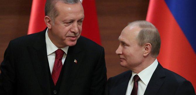 Erdoğan Rusya Yolcusu