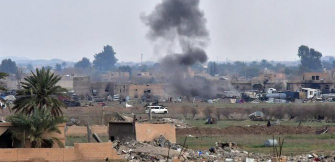 SDG: Suriye'de IŞİD tamamen yok edildi