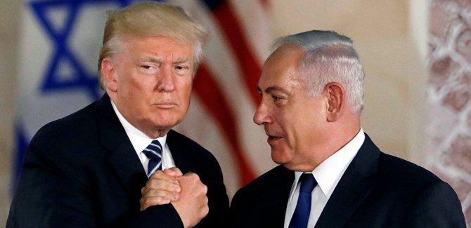 'Trump Kendisini İsrail'in Sözcüsü Sanıyor'