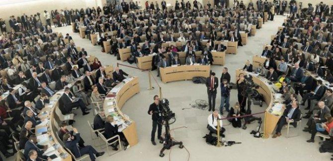 BM'de İsrail Aleyhine 5 Karar Verildi
