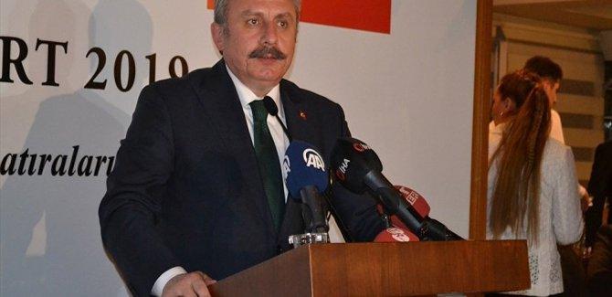 Şentop: Türk parasının değeriyle ilgili bir manipülasyon gerçekleşiyor