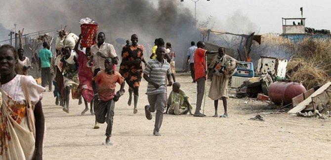 Sudan'da patlama! Çocuklar hayatını kaybetti