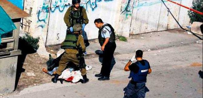 İsrail'in Cinayetlerinde Artış