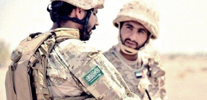 Terör Rejimi İsrail Suudi komutanlarını eğitiyor