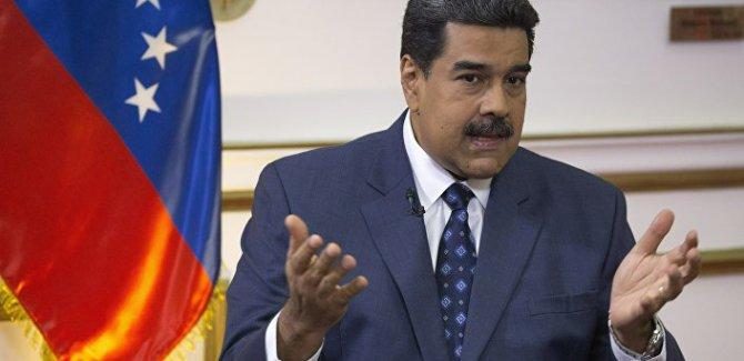 Maduro: Öldürülmem İçin Plan Yapılıyor