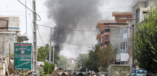 Afganistan'da hava saldırısında ölen sivillerden 10'u çocuk