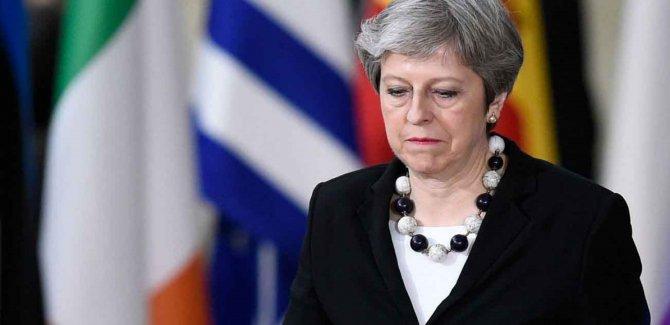 Theresa May'den Koşullu İstifa Açıklaması