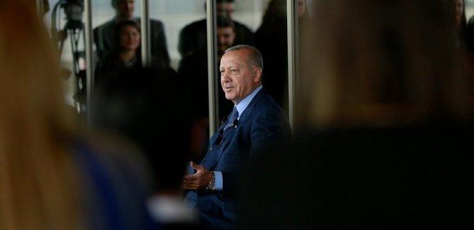 Erdoğan: 'ÇÖZÜM SÜRECİNİ KANAAT ÖNDERLERİYLE YAPMIŞTIK'