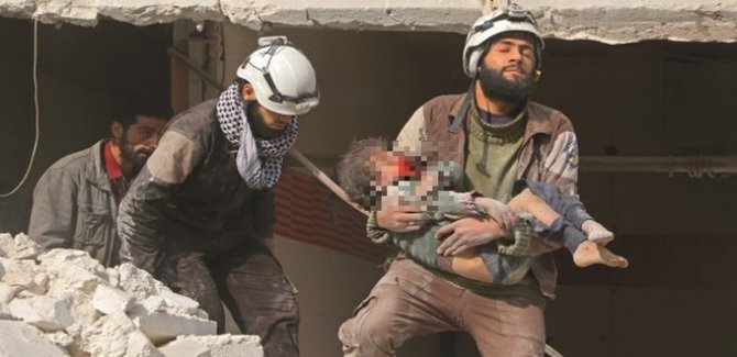 Rusya: Fransa ve Belçika istihbaratı, kimyasal provokasyon için İdlib'de