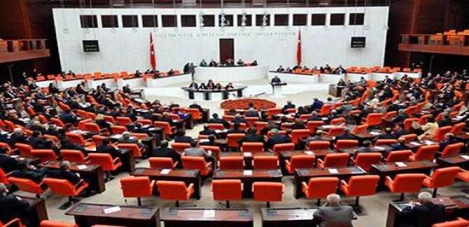 HDP ve CHP liderleri de dahil 43 vekil hakkında fezleke TBMM'de