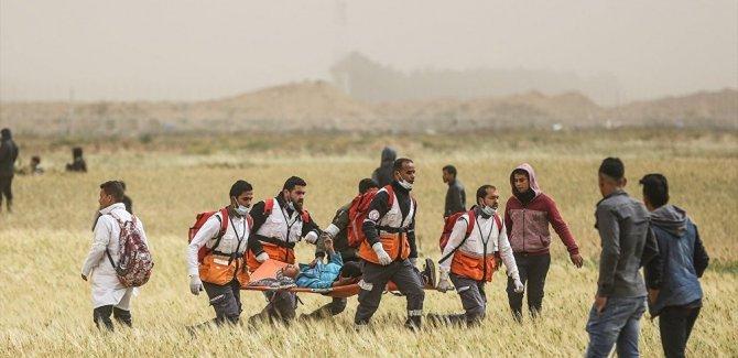 İsrail'den Gazze saldırısı: 17 ve 20 yaşlarındaki 2 Filistinli şehid