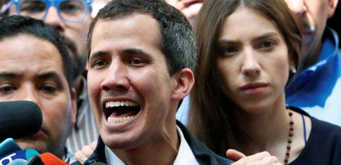 Venezuela Karışacak!