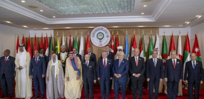 Katar Emiri, Tunus'taki Arap Birliği Zirvesi'ni terketti