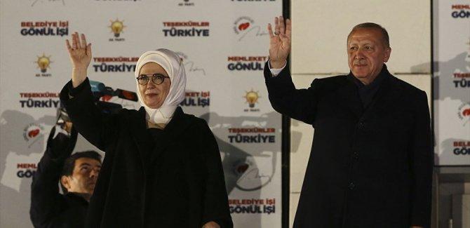 Erdoğan: 15. Zaferimizi Kazandık