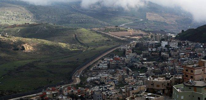Terör Devleti, Golan Tepelerine 30 bin konut daha inşa etmeyi planlıyor
